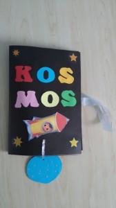 Lapbook Kosmos