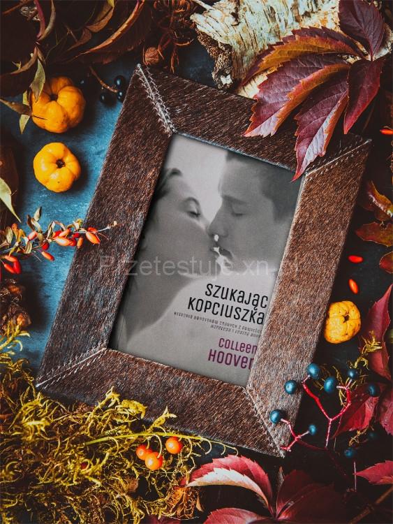 okładka Szukając Kopciuszka Colleen Hoover