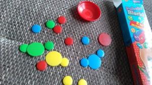 kolory pchełek