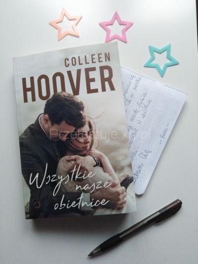 Wszystkie nasze obietnice Colleen Hoover