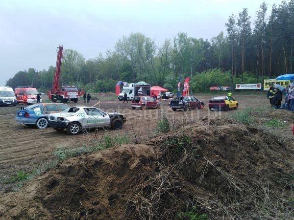 wrak race 2019 aleksandrów kujawski
