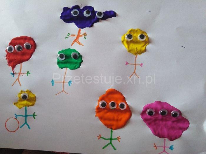 rysunek bakterie