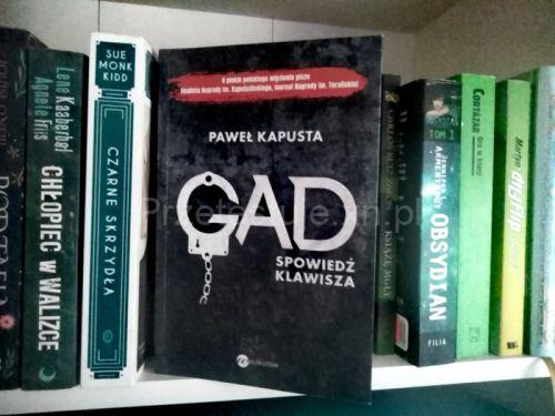 Paweł Kapusta Gad Spowiedź klawisza